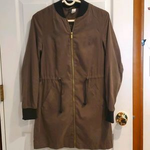 H&M Divided Long jacket
